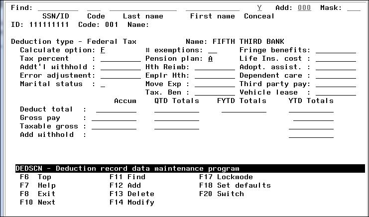 payroll calculator ohio
